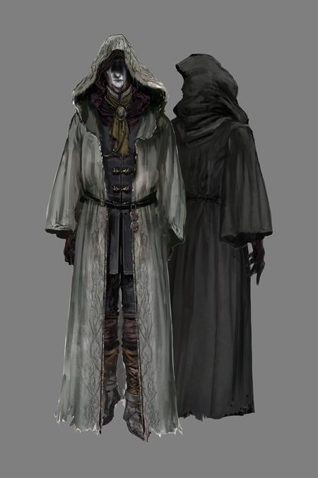 Dark Souls Klassen