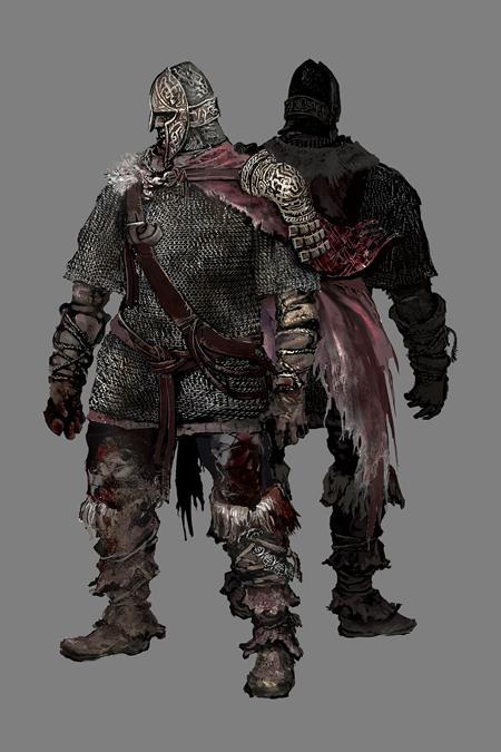 Dark Souls 3 Klassen